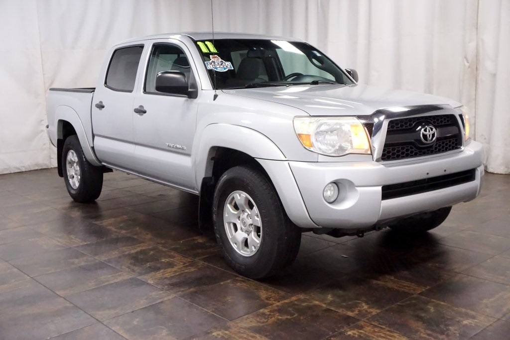 Pre Owned 2011 Toyota Tacoma Base 4d Double Cab In Boardman