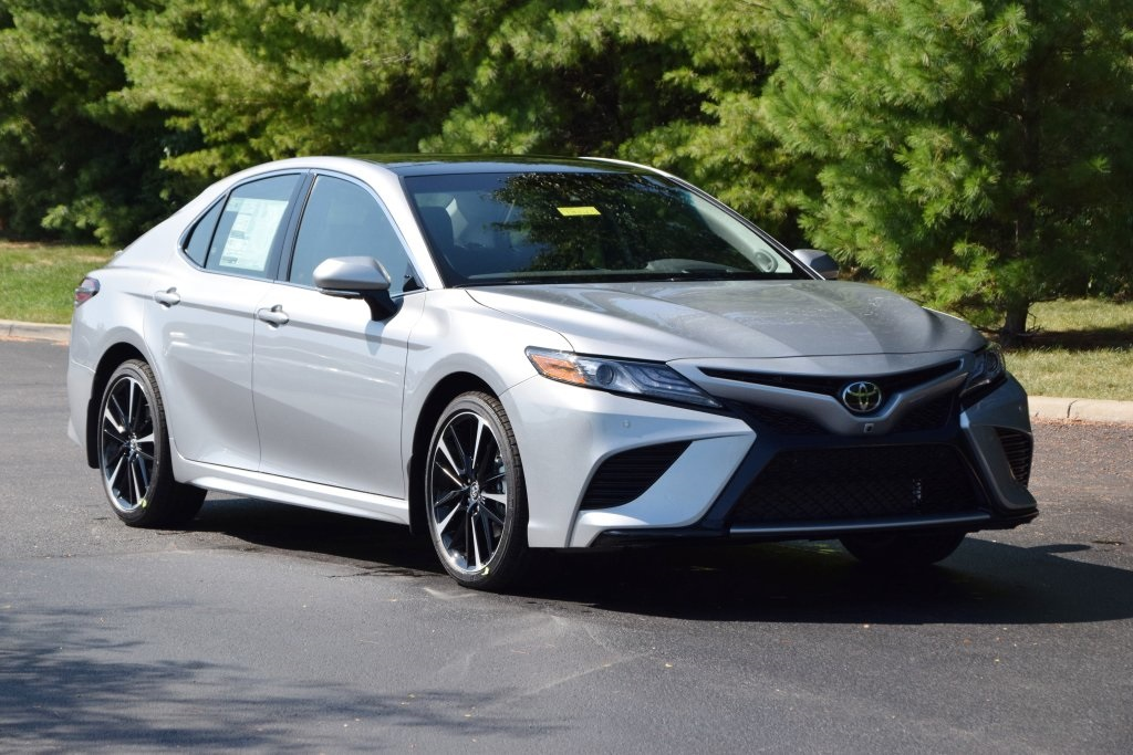 New 2018 Toyota Camry Xse 4d Sedan In Boardman T181463