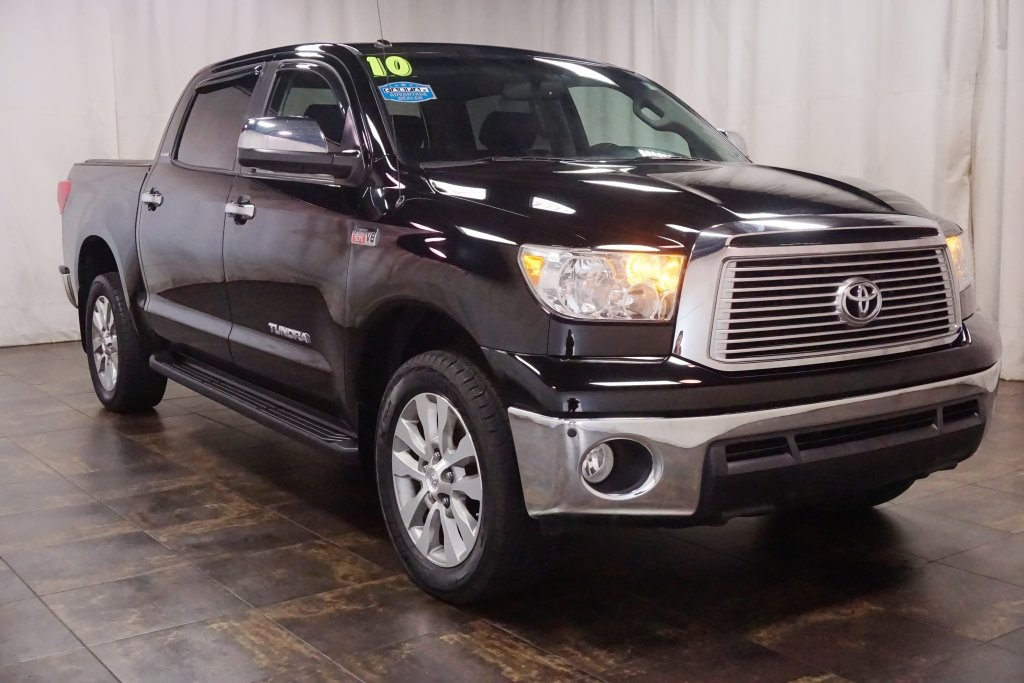 Pre Owned 2010 Toyota Tundra Limited 4d Crewmax In Boardman