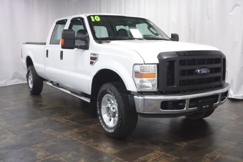 Pre-Owned 2010 Ford F-350SD XL