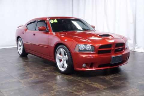 Pre-Owned 2006 Dodge Charger SRT8