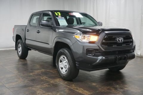 Certified Pre-Owned 2017 Toyota Tacoma SR
