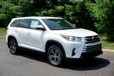 New Toyota Highlander in Boardman | Toyota of Boardman