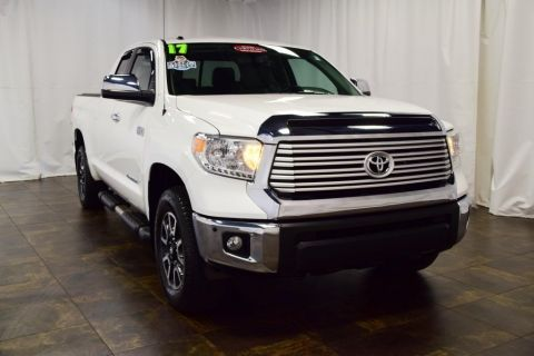 Certified Pre-Owned 2017 Toyota Tundra LTD