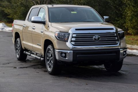 New Toyota Tundra in Boardman | Toyota of Boardman