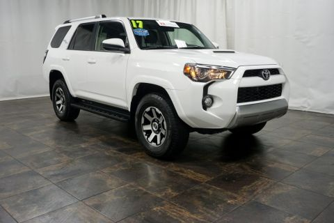 Certified Pre-Owned 2017 Toyota 4Runner TRD Off-Road